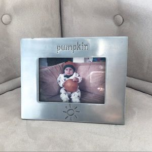 Other - Pumpkin Picture Frame
